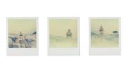 Antistress - Gilda - 3 Polaroid (Impossible 600 color) - 2016