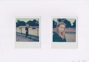 Antistress - Gioia - 2 Polaroid (Impossible 600 color) - 2016