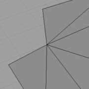 Mesh Brep vs Mesh From Closed Polyline Rhino command
