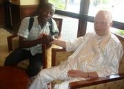 Mie Na Mwanamuziki Salif Keita From Mali @ Moven Pic