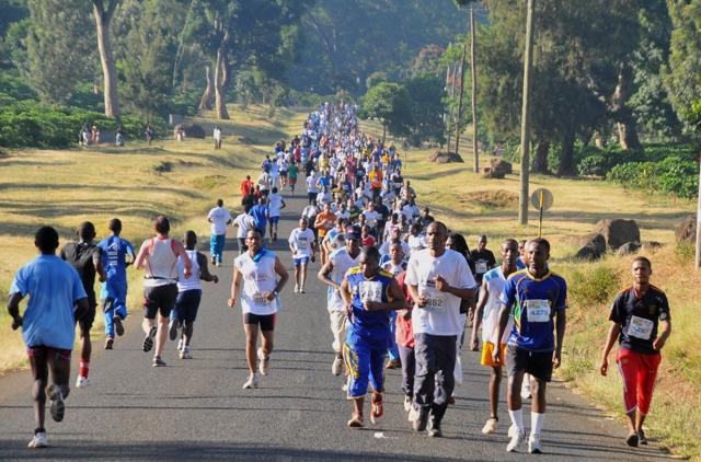 Washiriki wa Kilimanjaro Marathon 2013 - ilikuwa hivi