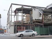 Culver City Theatre Building Torn Down