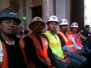 The Worker at the Los Angeles City Council