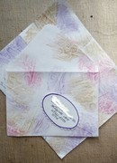 Outgoing stationery-pencil rubbings