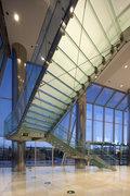 Glass Stairs - Hall Mutua Madrileña Tower