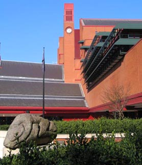 British Library, London