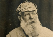 Old Tom Morris and his 19th century golf rivals