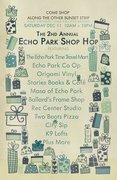 Echo Park Shop Hop 2010