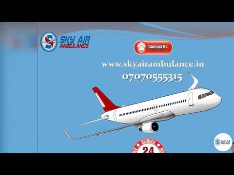 Take Sky Air Ambulance Service in Jamshedpur with ICU Specialist