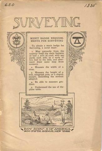 Land Surveying History USA