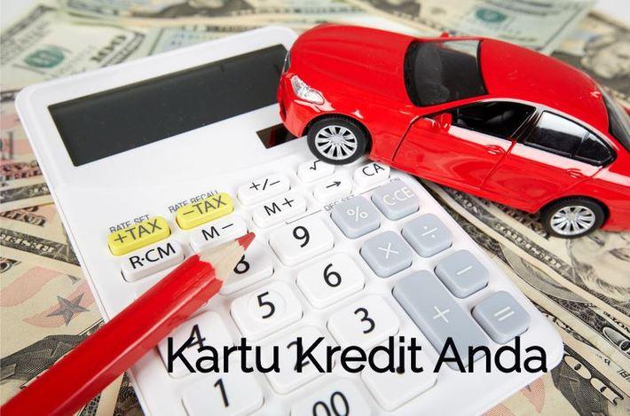 kartu kredit anda