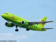 VP-BHK S7 - Siberia Airlines Airbus A319-114 EDDM