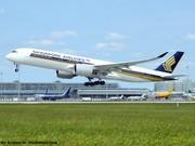 9V-SMJ Singapore Airlines Airbus A350-941 EDDM