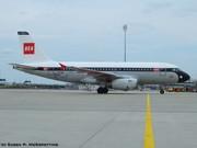 G-EUPJ British Airways Airbus A319-131 BEA Retro EDDM