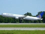 N68061 United Airlines Boeing 767-424(ER) EDDM