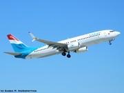 LX-LGV Luxair Boeing 737-8C9(WL)  EDDM