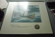 1671 old coins w/ portrait auction