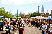 Randolph Street Market Chicago - MAY 27+28, 2017 - Outdoor/Indoor Event