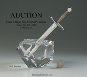 Estate Antiques Fine Art and Jewelry Auction