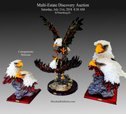 Multi-Estate Discovery Auction