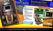 Expouniversidasd 2011:  Innovación Desafío y Oportundades:  Stand:  Línea Educación y Virtualidad:  El Multiller:  Una ruta educaIVA INNOVADORA HACIA LA CONSTRUCCIÓN Y GESTIÓN SOCIAL DEL CONOCIMEINTO