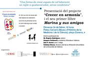 Crecer en armonía: Marina y sus amigos: EL MIÉRCOLES, 26 DE FEBRERO...