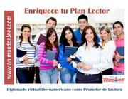 Diplomado Virtual Iberoamericano como Promotor de Lectura