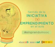 """MOOC """"Sentido de la iniciativa y emprendimiento en el aula"""""""