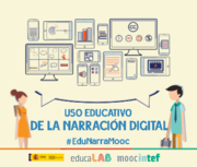 "MOOC ""Uso Educativo de la Narración Digital (2ª edición)"""