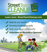 Street Team Clean Up