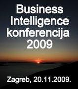 Business Intelligence 2009 - Croatian Instiute of Technology