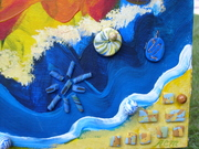 School of the Spirit, Painting Sons and Daughters of God arising 003