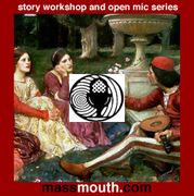 massmouth StoryWorkShop and Open Mic Series