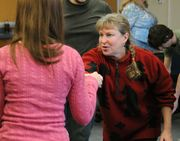 THE CREATIVE VOICE WORKSHOP with storyteller Diane Edgecomb