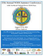 Northeast Organic Farming Assoc. Summer Conference