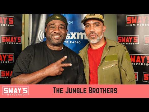Jungle Brothers Breakdown Native Tongues collective of ATCQ, De La Soul, Movie Love & Queen Latifah