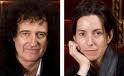 Brian May and Elena Vidal - Book signing