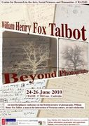 William Henry Fox Talbot: Beyond Photography : Photo Exhibition