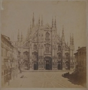 Glance of Photography on Milan 1839-1899