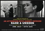 Audrey Hepburn Photographs @ LUCY BELL GALLERY