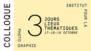 Symposium - Institut pour la photography