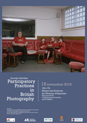 Participatory practices in British photography - Symposium - Bordeaux - 16 November