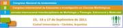 IIICongreso Nacional de Anatomistas,II Congreso Internacional  de Educación e Investigación en Ciencias Morfológicas, I Jornada Internacional Interdisciplinaria de Morfología y Patología,
