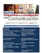 """""""NUEVAS PERSPECTIVAS DE LA INVESTIGACIÓN EN LA COMUNICACIÓN"""","""