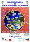 IV Congreso Internacional de Ciencias del Deporte VIII Seminario Nacional de Nutrición, Medicina y Rendimiento