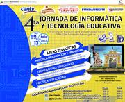 4ta Jornada de Informática y Tecnología Educativa
