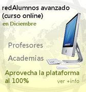 Curso online: Experto en redAlumnos (10-21 Dic)
