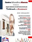 SEMANA DUARTIANA ESCOLAR: Celebrando el Bicentenario