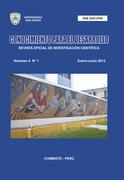 REVISTA DE INVESTIGACIÓN CONOCIMIENTO PARA EL DESARROLLO VOL. 4 N° 01