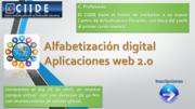 Curso de Alfabetización Digital para docentes